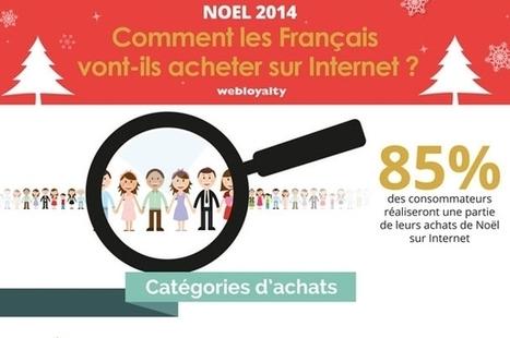 [E-commerce] Ce que réserve ce Noël 2014 | Comarketing-News | All Digital | Scoop.it