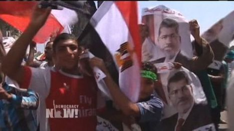 Egypt Tensions Escalate as Morsi Detained and Supporters of Army, Brotherhood Hold Rival Protests | Politics | Scoop.it
