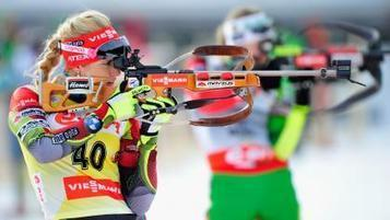 German biathlete Evi Sachenbacher-Stehle tests positive for doping at Sochi Olympics   Doping in sports   Scoop.it