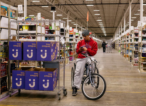 Jet.com's Strategy: Low Prices, Fast Delivery, Happy Workers | Emotional Wisdom | Scoop.it