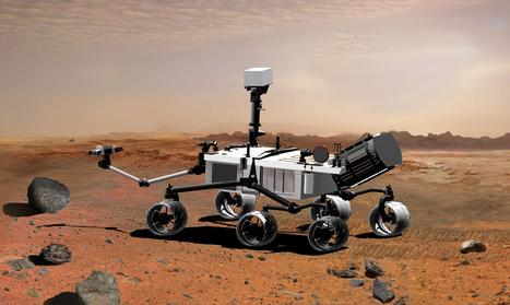 Mars Curiosity: Facts and Information   Life Beyond Earth   Scoop.it