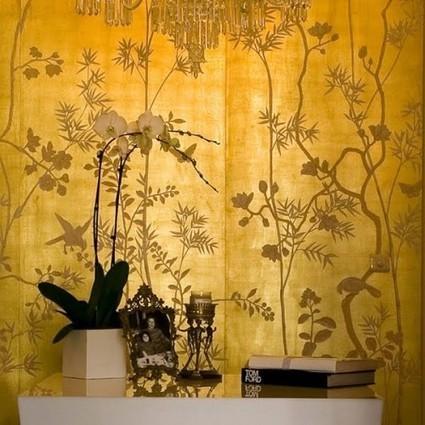 40 Ideas Of Using Gold In Interior Decorating | Best of Interior Design | Scoop.it