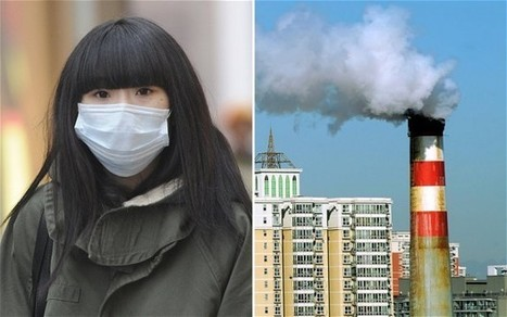 China vows to defeat pollution with energy 'revolution' | Peer2Politics | Scoop.it