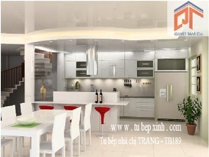 Tủ bếp gia đình hiện đại theo phong cách Châu Âu | Du lịch Đà Nẵng , du lịch Hội An | Scoop.it