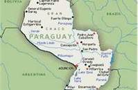 Map of Country   Paraguay, Bria Reynolds   Scoop.it