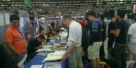 Au côté du manga, les comics creusent leur niche | BD et histoire | Scoop.it