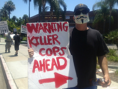 Police brutality story heats up: Anaheim PD faces evidence-buying claims   Daily Crew   Scoop.it