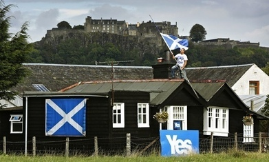 Scotland is gripped by the excitement of choosing its future | Press coverage - Centre on Constitutional Change | Scoop.it