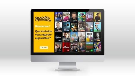 Molotov, le service français qui veut créer la «télévision de demain», se fait désirer | Video_Box | Scoop.it