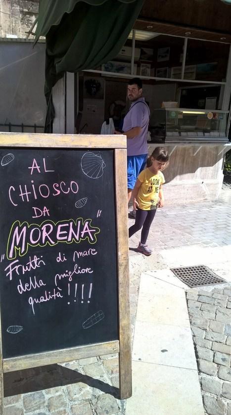 il Chiosco da Morena, Ancona: non chiamatelo street food | Le Marche un'altra Italia | Scoop.it