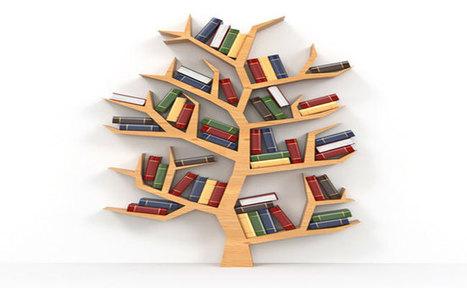 Le marché du livre numérique en 10 chiffres clés   Le livre numérique, danger pour le livre traditionnel ?   Scoop.it