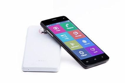 Le Smartphone Sidonie, pour la vie et l'autonomie | UseNum - Senior | Scoop.it