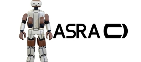 Asratec Releases 'V-Sido OS' for Humanoid Robots | AI, NBI, Robotics & Cybernetics & Android Stuff | Scoop.it
