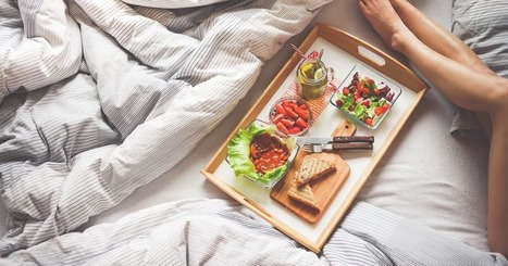 How Food Affects Mental Health, From Depression To Insomnia | Campus Mental Health Index - news & notes on related topics | Scoop.it