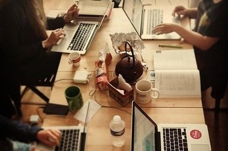 Cohome : un service de coworking à domicile | Portage salarial, être expert autonome ! | Scoop.it