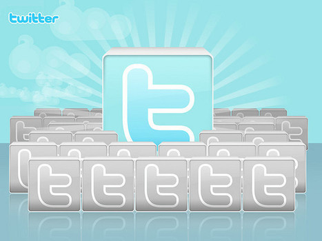 8 Most Informative Twitter Accounts   Adlandpro talking about Social-Marketing-Blogging   Scoop.it
