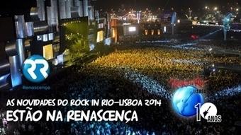 Rock in Rio: Saiba mais sobre o cartaz de 2014 | Rock in Rio | Scoop.it