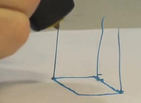 Crean lapicera capaz de escribir y dibujar en el aire Ciencia y Tecnología   Nuestro español   Scoop.it