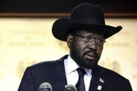 South Sudan's President relieves VP and dissolves government | Geography Education | Scoop.it