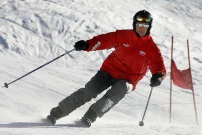 Michael Schumacher aurait buté sur une pierre en skiant   Auto , mécaniques et sport automobiles   Scoop.it