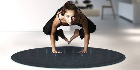 An Intelligent Wool Rug That Doubles as a Personal Trainer | ScienceNow | Scoop.it