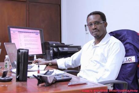 Éric Gagoum : ''L'application iSanté vise à permettre à tous les camerounais d'accéder facilement aux soins de santé''   AfrICT (Africa ICT) News   Scoop.it