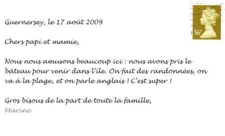 Cartes postales - Nos histoires - Voyages en Français | Conny - Français | Scoop.it