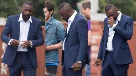 Idris Elba réagit à la folie autour de son entrejambe | Quitte à pleurer, autant que ce soit de rire, non ? | Scoop.it