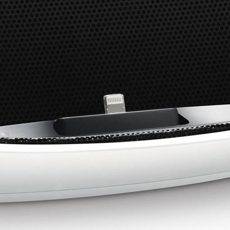 5 Striking iPhone 5 Lightning Docks | Cool Gadgets please | Scoop.it