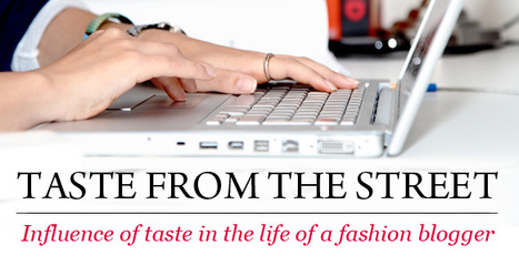 Taste from the street « citizenMag | Fashion PR and Journalism | Scoop.it