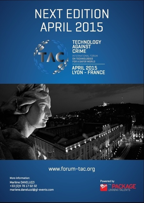 Présentation - Technology Against Crime 2013 | security | Scoop.it