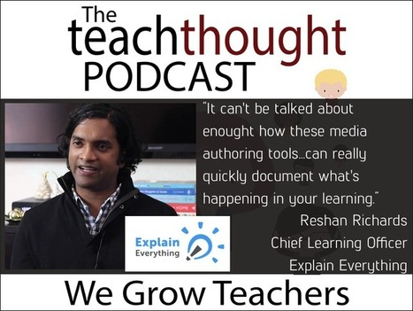 Ep. 48 Let's Make Thinking And Learning Visible With @explainevrythng - | Go Go Learning | Scoop.it