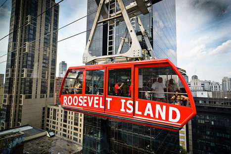 The History of the Roosevelt Island Tramway | 6sqft | Urban Public Transportation of tomorrow | Scoop.it