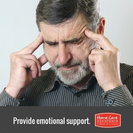 Does Stress Have a Long-Term Impact on the Brain? | New Hampshire Home Care Assistance | Scoop.it