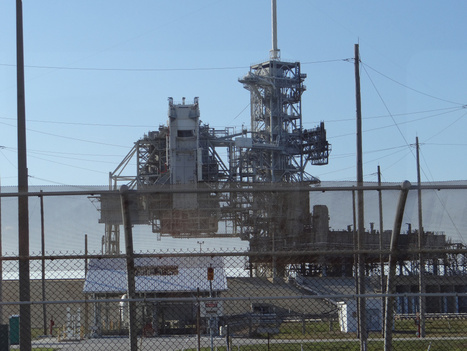 Blue Origin, SpaceX Bid on Historic NASA Pad 39A | New Space | Scoop.it