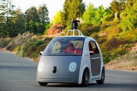 Google Just Unveiled A Self-Driving Car Prototype Without A Steering Wheel Or Pedals | ScienceNow | Scoop.it