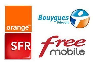 Débits 2G/3G et 4G : Orange loin devant, Free Mobile progresse | Le très-haut débit en France | Scoop.it
