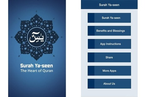 Surah Yaseen App – The Heart of Quran for Your Smartphone   Islamic Articles   virtues ofsurah yaseen   Scoop.it