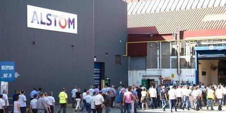 Alstom: le gouvernement répond aux accusations, les syndicats appellent à la grève | CFDT Schneider Region Parisienne | Scoop.it
