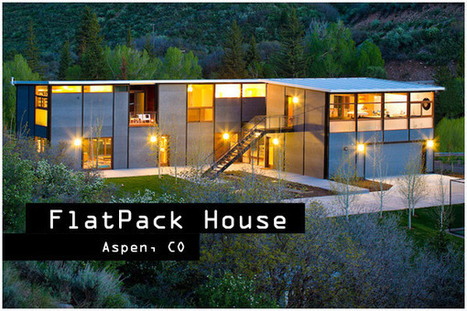 Charles Lazor Knows A Thing Or Two About Prefab Design | Pre Fab Homes | Scoop.it
