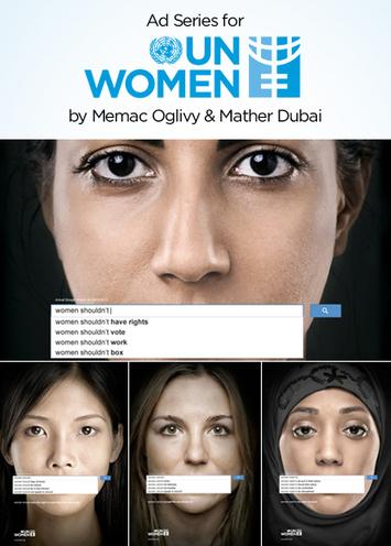 UN Women Ad Series Reveals Sexism Still Prevalent Worldwide | HTS Women Inequality Blog Post | Scoop.it