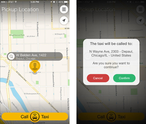 Best taxi apps for iPhone: How to get a lift for less! | iMore | How to Use an iPhone Well | Scoop.it
