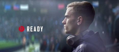 [Focus] Les joueurs de l'Euro s'entraînent avec Beats et Prodigy | Brand content, stratégie de contenu, curation | Scoop.it