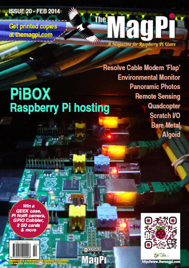 MagPi issue 20 – your free Raspberry Pi magazine, out now | Raspberry Pi | Scoop.it