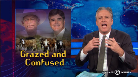 Jon Stewart Escalates Feud With Hannity: 'This Sh*t Is Out There' (VIDEO) | Daily Crew | Scoop.it