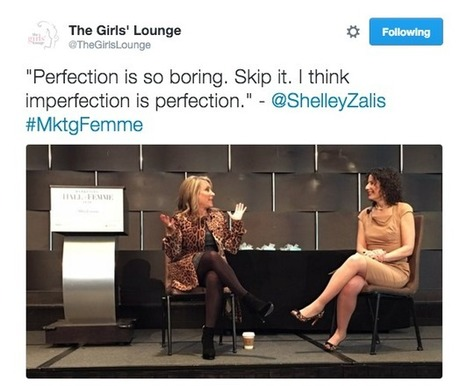 From The Girls' Lounge to the C-Suite | Women in Business | Scoop.it