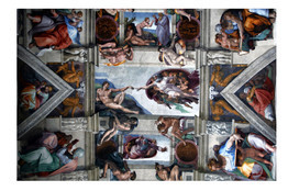 Michelangelo : 'Painting Is Not My Art' | Looks -Pictures, Images, Visual Languages | Scoop.it