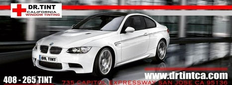 Dr Tint offers superb commercial window tinting and glass coating | Dr Tint | Scoop.it