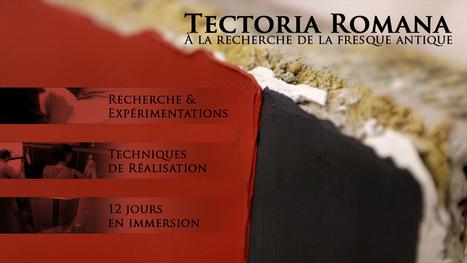 Tectoria Romana | Cabinet de curiosités numériques | Scoop.it