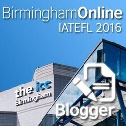 IATEFL Online Birmingham 2016 Registered Blogger   How to teach online effectively?   Scoop.it